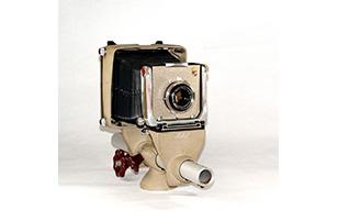 Linhof kardan kamera