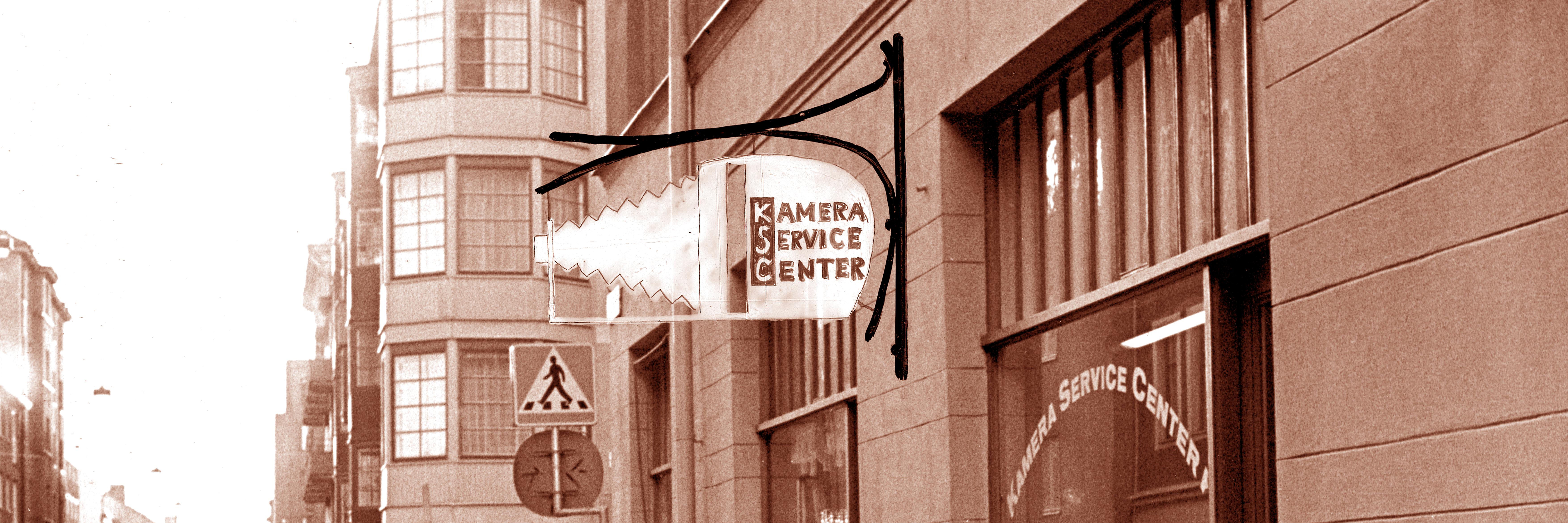 Min verkstad fanns på Grev Turegatan i 30 år